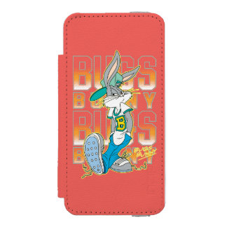 BUGS BUNNY™ Cool School Outfit Incipio Watson™ iPhone 5 Wallet Case