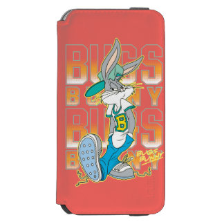 BUGS BUNNY™ Cool School Outfit Incipio Watson™ iPhone 6 Wallet Case