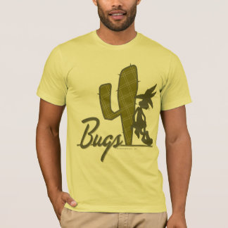 BUGS BUNNY™ Cowboy Leaning on Cactus T-Shirt