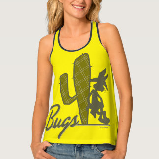 BUGS BUNNY™ Cowboy Leaning on Cactus Tank Top