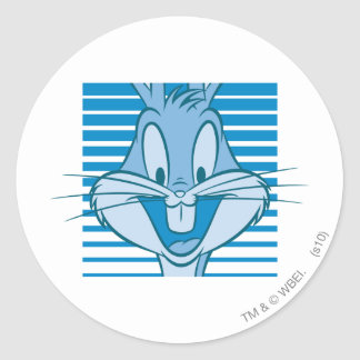 BUGS BUNNY™ Expressive 40 Classic Round Sticker