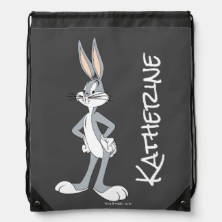 BUGS BUNNY™ | Hands on Hips Drawstring Bag