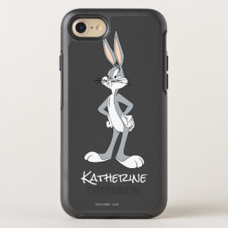 BUGS BUNNY™ | Hands on Hips OtterBox Symmetry iPhone 8/7 Case
