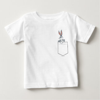 BUGS BUNNY™ Hanging Out In Pocket Baby T-Shirt