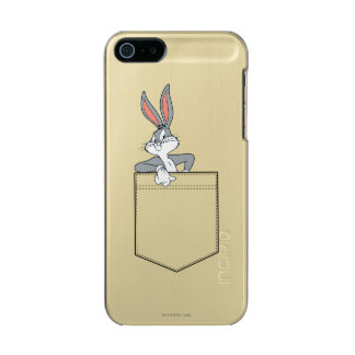 BUGS BUNNY™ Hanging Out In Pocket Incipio Feather® Shine iPhone 5 Case