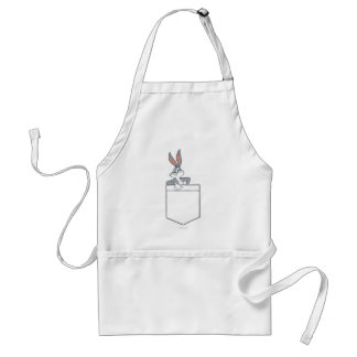 BUGS BUNNY™ Hanging Out In Pocket Standard Apron
