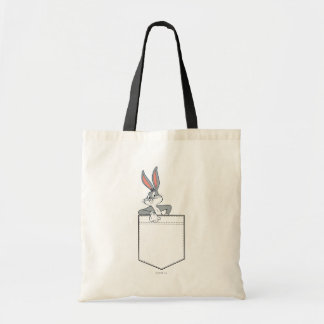 BUGS BUNNY™ Hanging Out In Pocket Tote Bag
