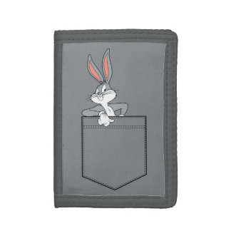 BUGS BUNNY™ Hanging Out In Pocket Trifold Wallet
