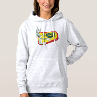 BUGS BUNNY™ LOONEY TUNES™ Retro Patch Hoodie
