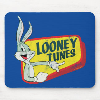 BUGS BUNNY™ LOONEY TUNES™ Retro Patch Mouse Pad