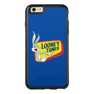BUGS BUNNY™ LOONEY TUNES™ Retro Patch OtterBox iPhone 6/6s Plus Case