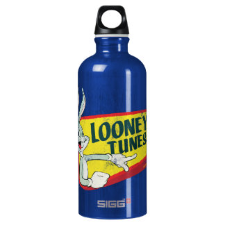 BUGS BUNNY™ LOONEY TUNES™ Retro Patch SIGG Traveller 0.6L Water Bottle