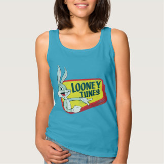 BUGS BUNNY™ LOONEY TUNES™ Retro Patch Tank Top