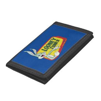 BUGS BUNNY™ LOONEY TUNES™ Retro Patch Tri-fold Wallet