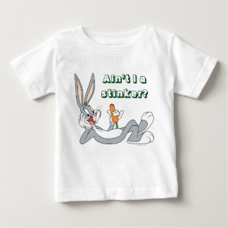 BUGS BUNNY™ Lying Down Eating Carrot Baby T-Shirt