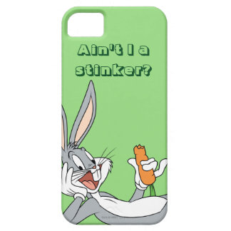 BUGS BUNNY™ Lying Down Eating Carrot iPhone 5 Cases