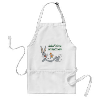 BUGS BUNNY™ Lying Down Eating Carrot Standard Apron