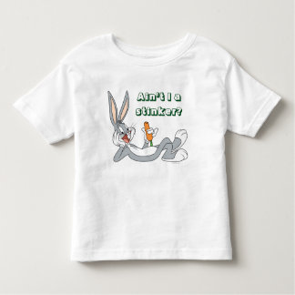 BUGS BUNNY™ Lying Down Eating Carrot Toddler T-Shirt