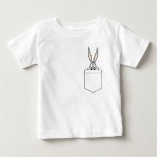 BUGS BUNNY™ Peeking Out Of Pocket Baby T-Shirt