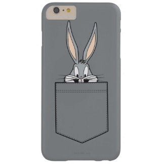 BUGS BUNNY™ Peeking Out Of Pocket Barely There iPhone 6 Plus Case