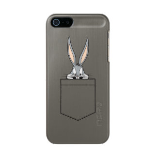 BUGS BUNNY™ Peeking Out Of Pocket Incipio Feather® Shine iPhone 5 Case