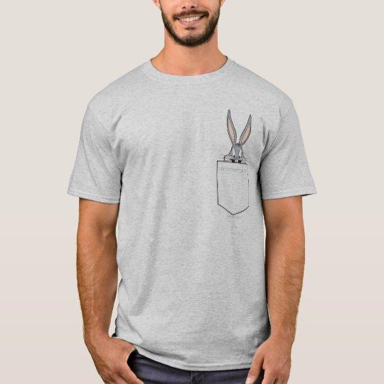 BUGS BUNNY™ Peeking Out Of Pocket T-Shirt