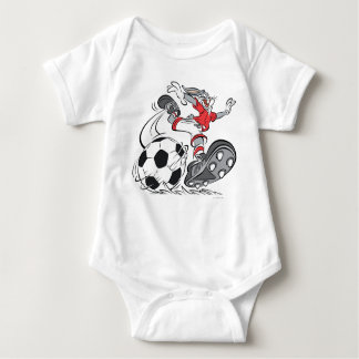 BUGS BUNNY™ Playing Soccer Baby Bodysuit