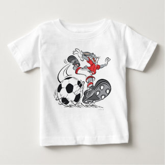 BUGS BUNNY™ Playing Soccer Baby T-Shirt