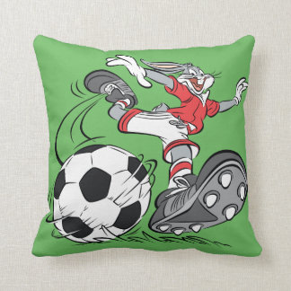 BUGS BUNNY™ Playing Soccer Cushion