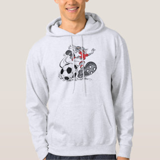 BUGS BUNNY™ Playing Soccer Hoodie
