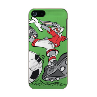 BUGS BUNNY™ Playing Soccer Incipio Feather® Shine iPhone 5 Case