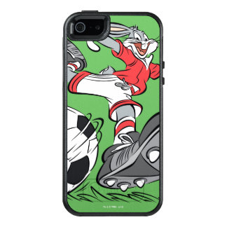 BUGS BUNNY™ Playing Soccer OtterBox iPhone 5/5s/SE Case