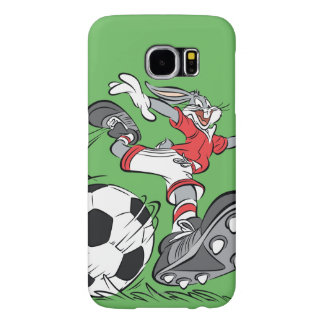 BUGS BUNNY™ Playing Soccer Samsung Galaxy S6 Cases