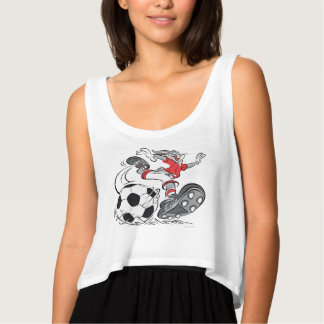 BUGS BUNNY™ Playing Soccer Tank Top