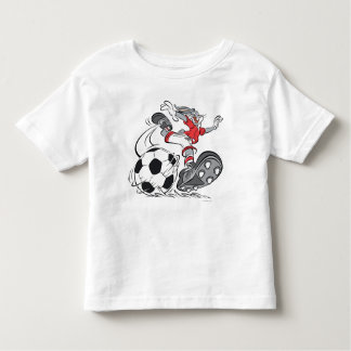 BUGS BUNNY™ Playing Soccer Toddler T-Shirt