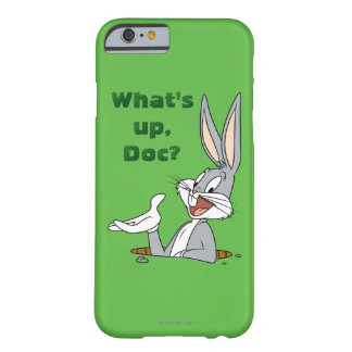 BUGS BUNNY™ Rabbit Hole Barely There iPhone 6 Case