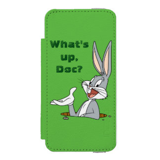 BUGS BUNNY™ Rabbit Hole Incipio Watson™ iPhone 5 Wallet Case