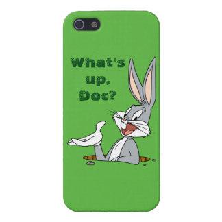 BUGS BUNNY™ Rabbit Hole iPhone 5/5S Case