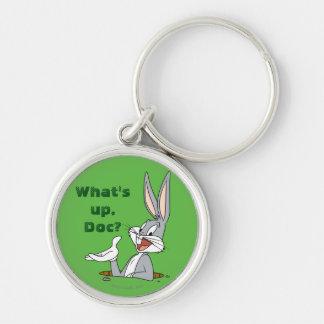 BUGS BUNNY™ Rabbit Hole Key Ring