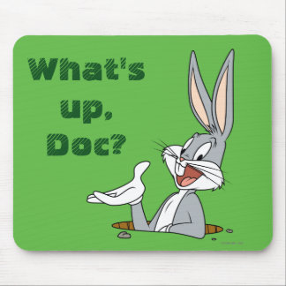 BUGS BUNNY™ Rabbit Hole Mouse Pad