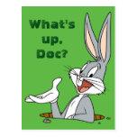 BUGS BUNNY™ Rabbit Hole Postcard