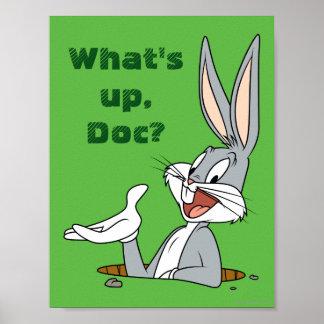 BUGS BUNNY™ Rabbit Hole Poster