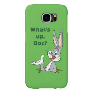 BUGS BUNNY™ Rabbit Hole Samsung Galaxy S6 Cases