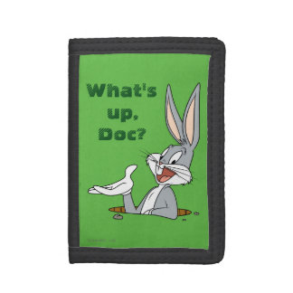 BUGS BUNNY™ Rabbit Hole Trifold Wallets