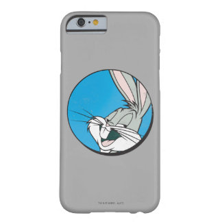 BUGS BUNNY™ Retro Blue Patch Barely There iPhone 6 Case