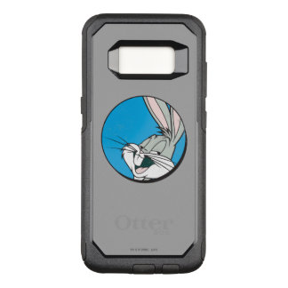 BUGS BUNNY™ Retro Blue Patch OtterBox Commuter Samsung Galaxy S8 Case