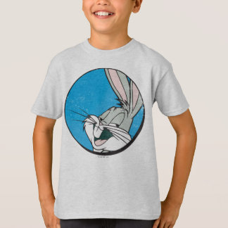 BUGS BUNNY™ Retro Blue Patch T-Shirt