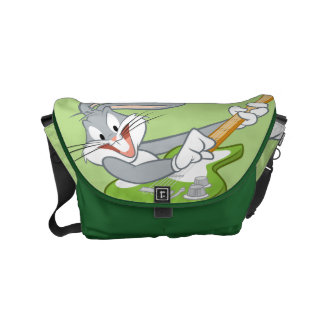 BUGS BUNNY™ Rocking On Guitar Courier Bag