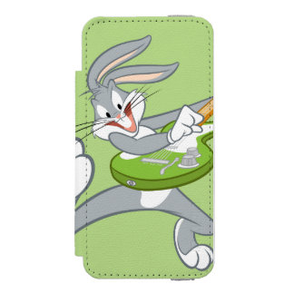 BUGS BUNNY™ Rocking On Guitar Incipio Watson™ iPhone 5 Wallet Case