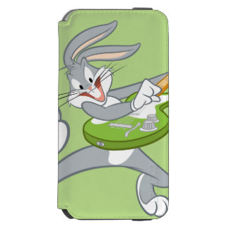 BUGS BUNNY™ Rocking On Guitar Incipio Watson™ iPhone 6 Wallet Case